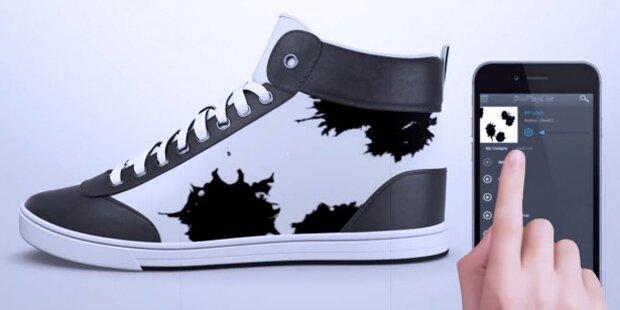 Das ist der coolste Schuh der Welt