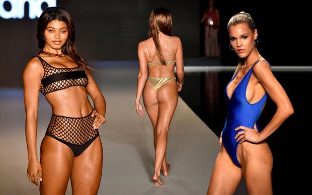 Die Bikinihöschen werden noch knapper!