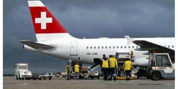 Flugzeug sicher in München gelandet