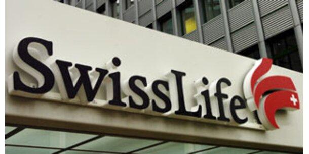 Swiss Life erzielt 2007 über 700 Mio. Euro Gewinn