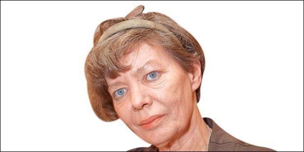 Lungenkrebs: Marga Swoboda ist tot