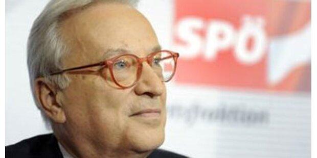 Swoboda gibt Delegationsleitung ab