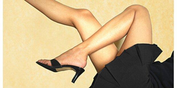 Miniröcke können Unfälle auslösen