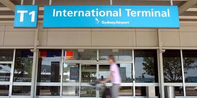Polizei vergisst Sprengstoff-Koffer am Flughafen