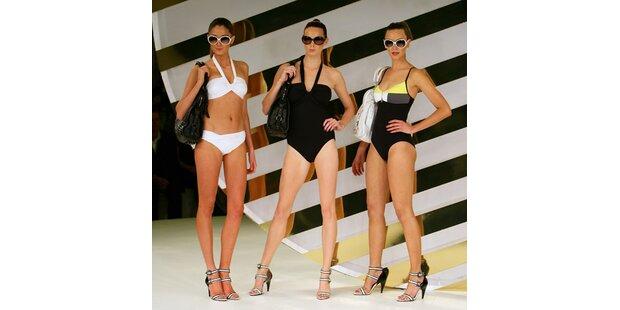 Heiße Bikinis und feine Roben in Sydney