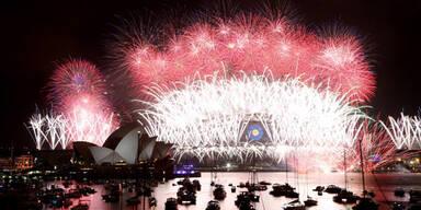 So begrüßte die Welt 2014