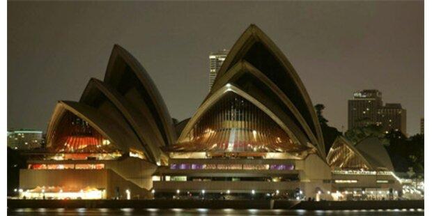 70.000 Häuser in Sydney im Dunkeln