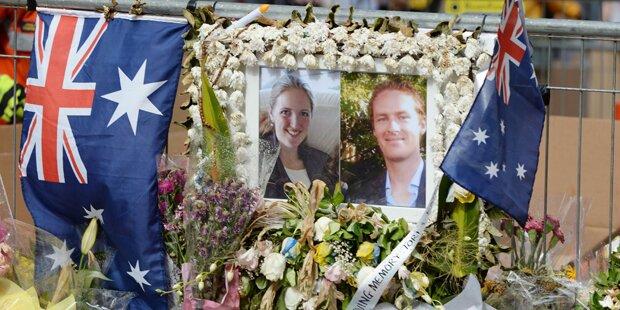Polizei erschoss eine Sydney-Geisel