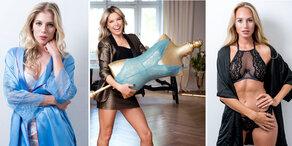Sylvie Meis: Neue Dessous Show