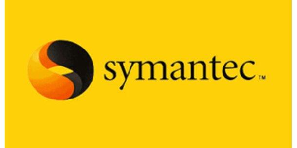 Symantec verdreifachte Quartals-Gewinn