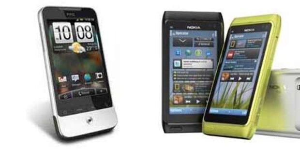 Symbian & Android werden dominieren
