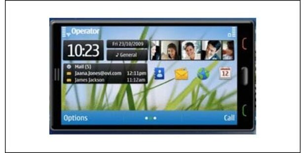 Nokia: Neues Symbian gegen Android & Co.