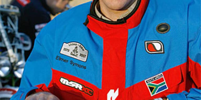 KTM-Pilot Symons erstes Todesopfer