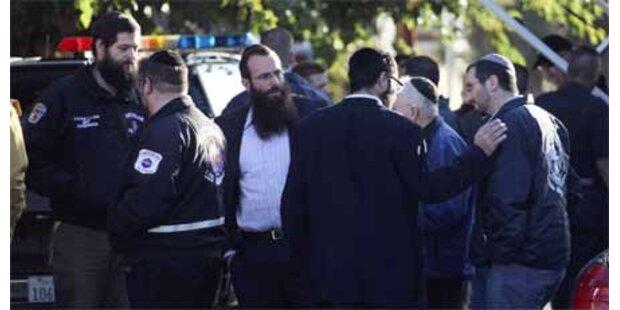 Schießerei vor Synagoge in Kalifornien