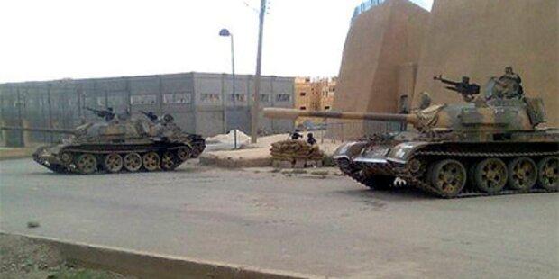 Syrien: Armee-Razzien in Dörfern