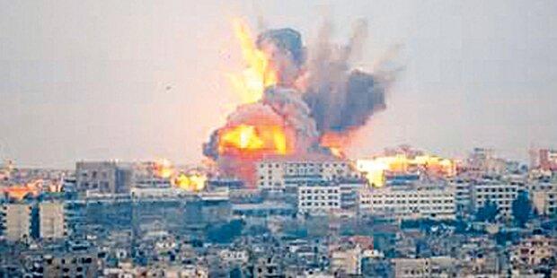 Hisbollah-Kommandant in Syrien getötet