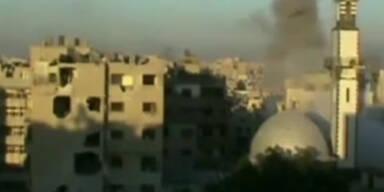Syrien: Dutzende Tote bei Feuergefechten