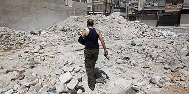 Syrien: Agentur-Journalist ermordet