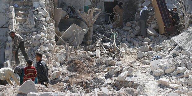 Syrien-Gipfel soll