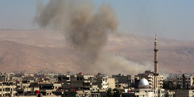 USA fordern mehr Einsatz im Kampf gegen IS
