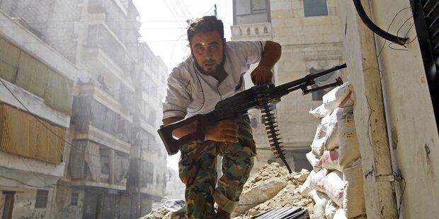 Anti-IS-Koalition berät über Kampf-Ausweitung