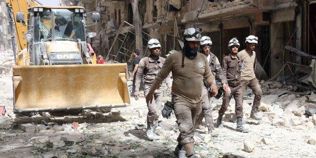 Syrien: Mehrere Tote bei Selbstmordanschlag