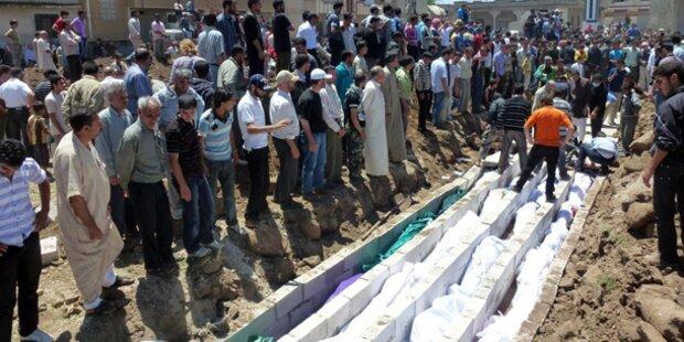 Massaker in Syrien: Warum schaut ihr weg?