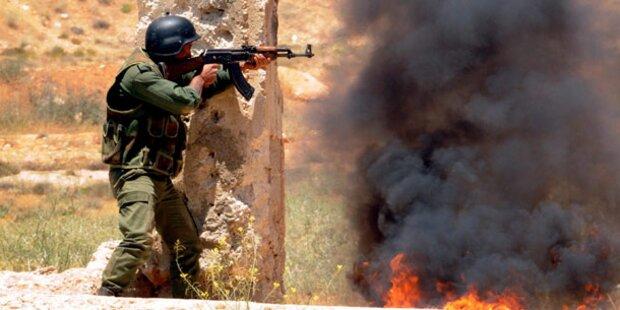 Waffen für Syrien: EU gespalten