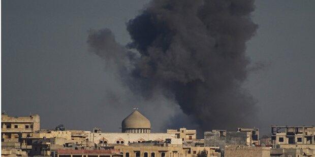Belgien weitet Luftangriffe gegen ISIS aus