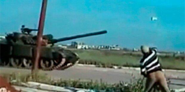 Syrischer Militäreinsatz an Grenze zu Türkei