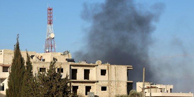 Syrien: Waffenruhe hält weitgehend
