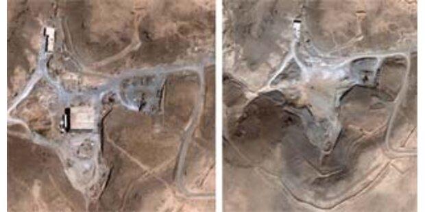 Hat Nordkorea Syrien bei Atomprojekt unterstützt?