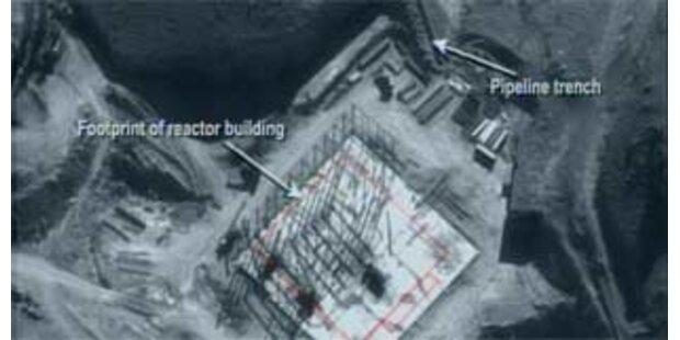 USA wirft Nordkorea Atomreaktor-Bau in Syrien vor