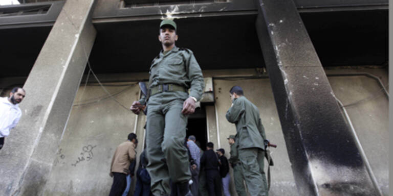 Iran berät Syrien bei Unterdrückung von Protesten