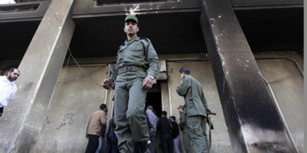 123  Sicherheitskräfte bei Kämpfen getötet