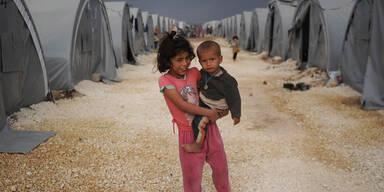 Studie: Syrische Kinder wollen nicht in Heimat zurück