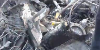 Türkische Jets schießen syrischen Helikopter ab