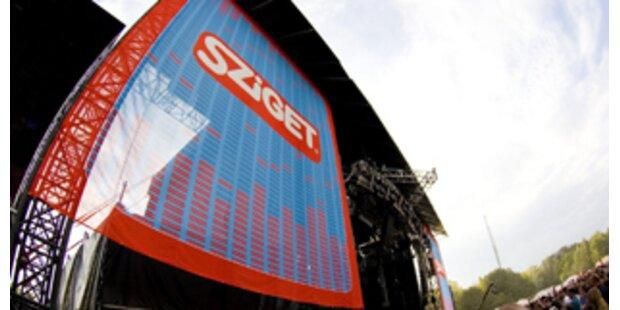 Sziget Festival 2011 mit Prince