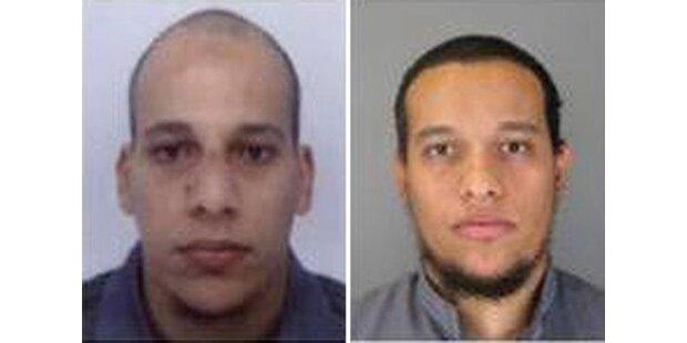 Paris: Polizei fahndet nach Brüdern