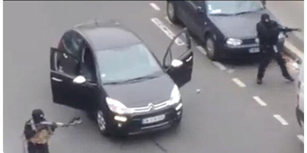 Paris-Massaker: Ist es Al-Kaida?
