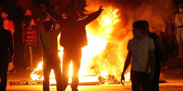 Erneut gewaltsame Proteste in der Türkei