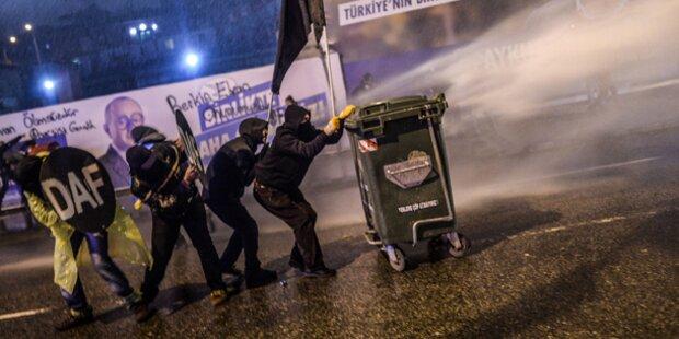 Türkei: Tod eines Buben löste Proteste aus