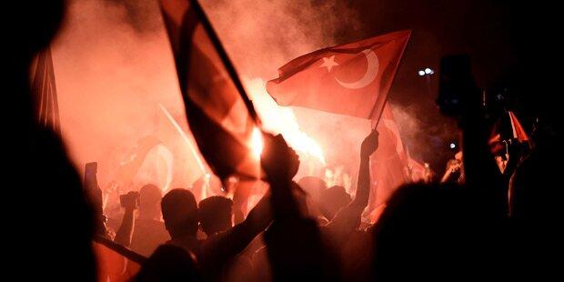 Die Party-Nacht in der Türkei