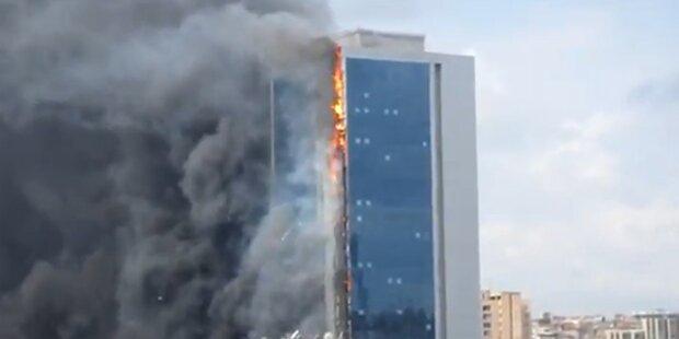 Istanbul: Bilder wie am 11. September
