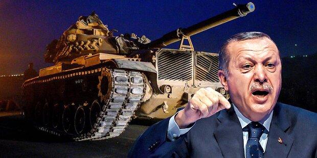 Offensive der Türkei - Italien bestellt türkischen Botschafter ein