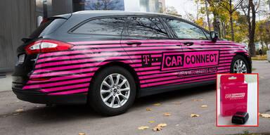 T-Mobile bringt Internet in ältere Auto