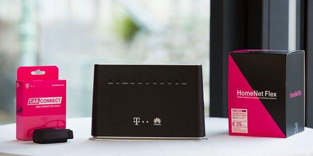T-Mobile startet den Breitband-Turbo
