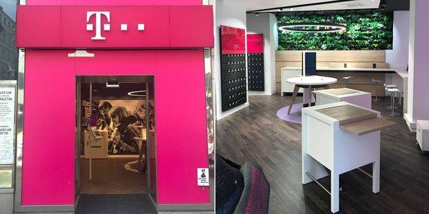 T-Mobile eröffnet neuen Flagship-Store