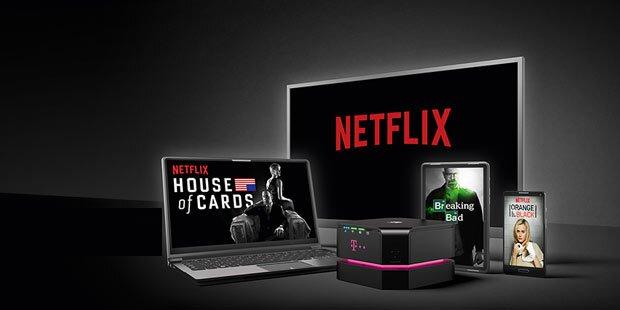 T-Mobile schenkt LTE-Kunden Netflix-Abo