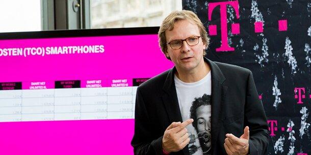 T-Mobile: Schnelleres Handy-Surfen in Gebäuden